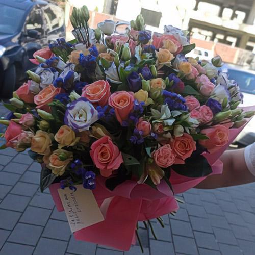 микс букет Приятный в Одессе фото