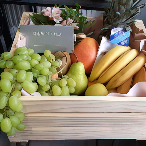 ящик фруктов в Одессе фото
