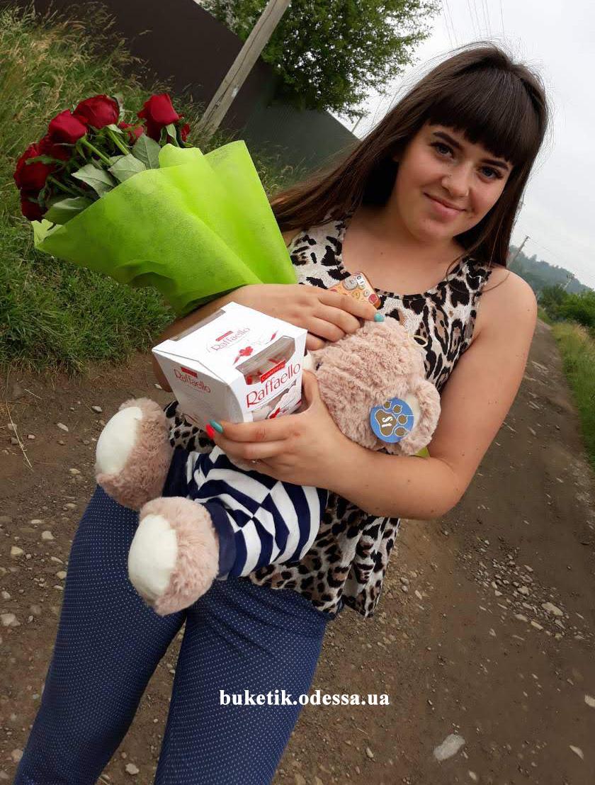 подарки и цветы в Одессе