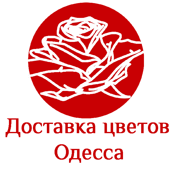 Доставка цветов Одесса лого